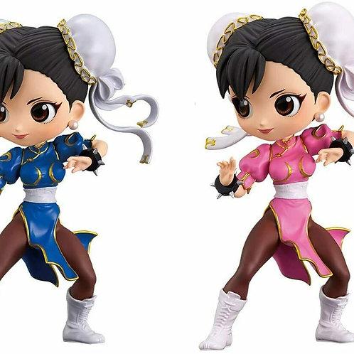 "Q Posket Street Fighter Chun Li 6"" PVC figure Banpresto (100% authentic)"