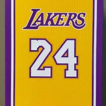 "Enterbay NBA Real Masterpiece Lakers Kobe Bryant 1/6 12"" action figure MINT"