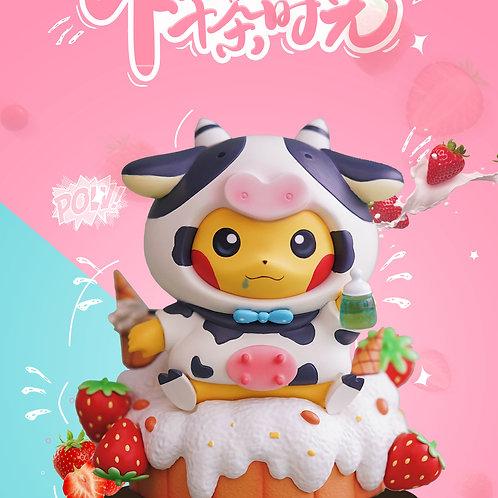 【Preorder】SU Studio Tea Time Pikachu