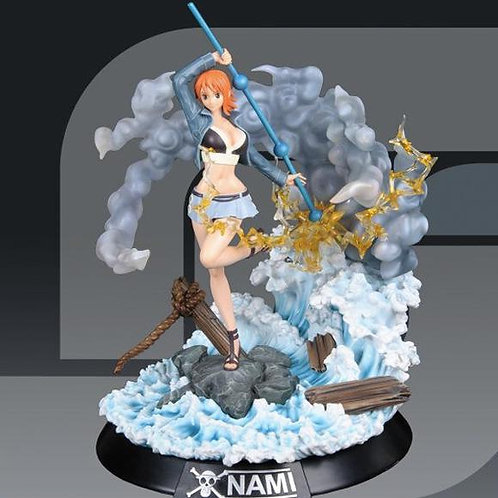 One Piece Nami Simple Workshop  GK Statue