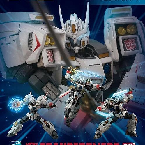 Flame Toys Furai Model 10 Transformers Drift model kit USA seller