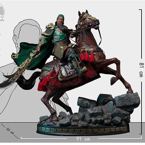 Infinity Studio Three Kingdoms: Five Tiger Generals series - 1/4th scale Guan Yu