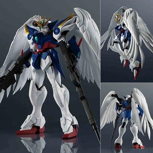 "Gundam Universe GU-07 Endless Waltz Wing Zero custom 6"" action figure Bandai"