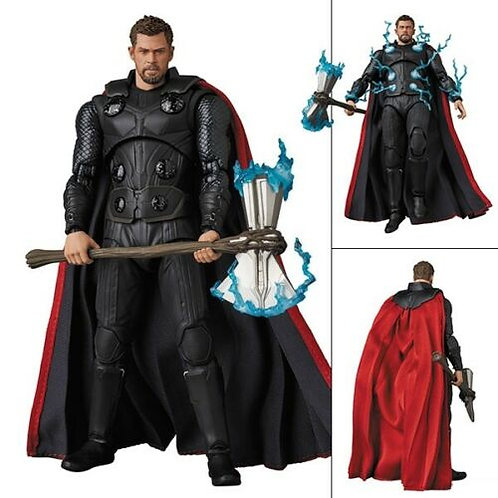 Mafex No. 104 Avengers Infinity War Thor action figure Medicom (100% authentic)