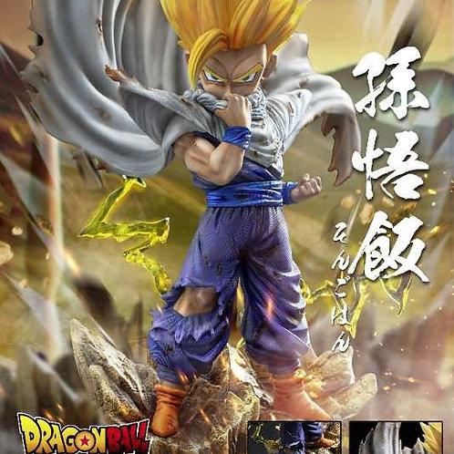T-Rex Studio Dragon Ball SonGohan Wcf Mega/Wcf resin statue deposit