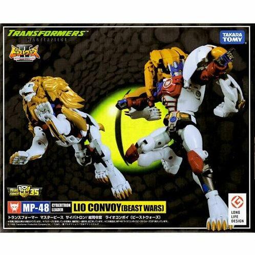 Transformers Masterpiece MP-48 Beast Wars Lio Convoy Takara U.S. seller