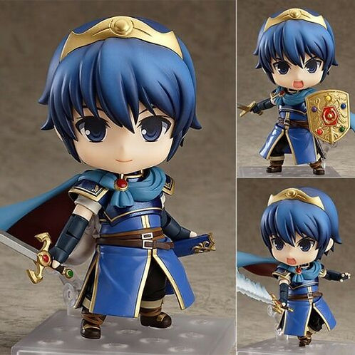 Nendoroid 567 New Mystery of Fire Emblem Marth pvc figure Good Smile (authentic)