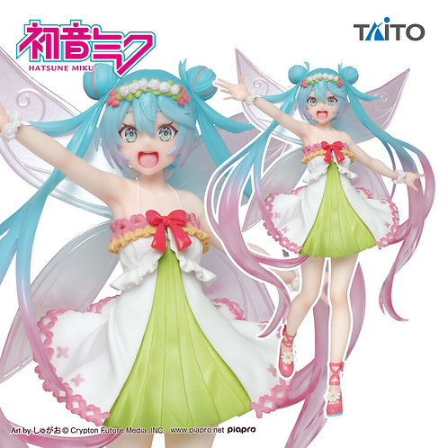 "Hatsune Miku Spring 3rd Season Fairy ver. 6"" figure Taito (100% authentic)"