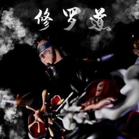 Initial Memory Studio NARUTO Pain