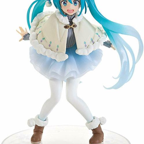 Vocaloid Hatsune Miku winter clothes renewal ver. figure Taito (100% authentic)