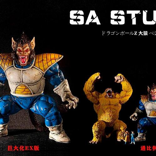 SA Studio Dragon Ball Vegeta Ape regular version