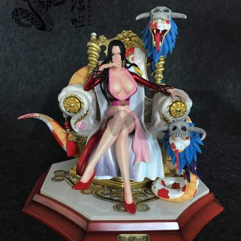 One Piece HMB Boa Hancock Resin Statue
