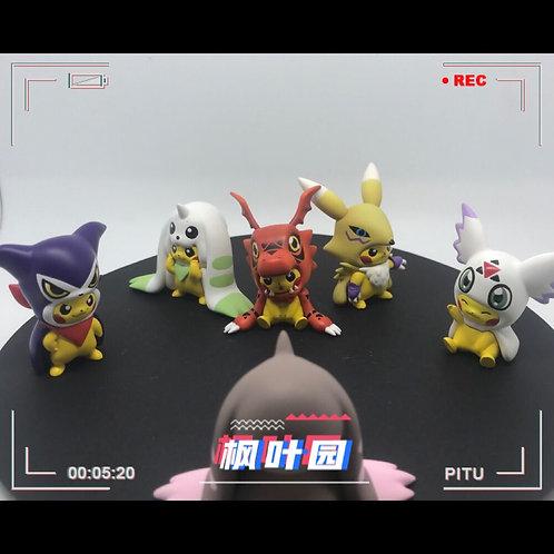 【Preorder】FengYeYuan Digimon