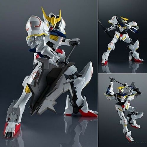 "Gundam Universe GU-04 Iron Blooded Orphans Barbatos 6"" action figure Bandai"