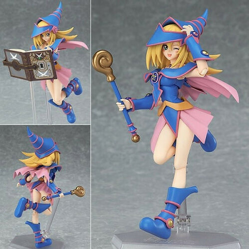 Figma 313 Yu-Gi-Oh! Dark Magician Girl action figure Max Factory (authentic)