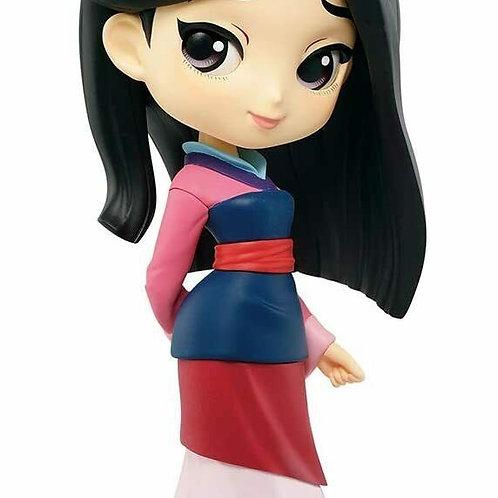 "Disney Q Posket Mulan 6"" PVC figure Banpresto (100% authentic)"
