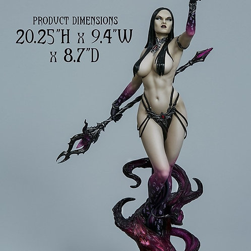 Sideshow Dark Sorceress: Guardian of the Void