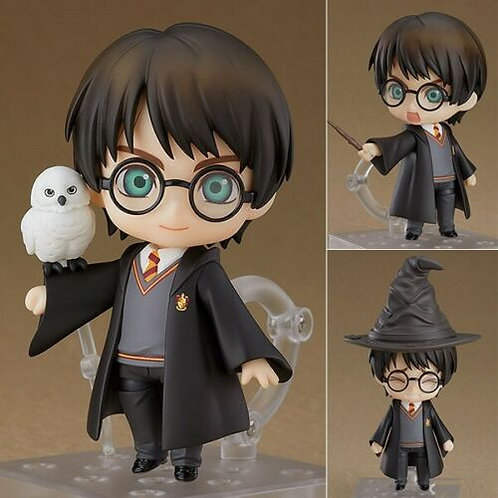 Nendoroid 999 Harry Potter pvc figure Good Smile (100% authentic)
