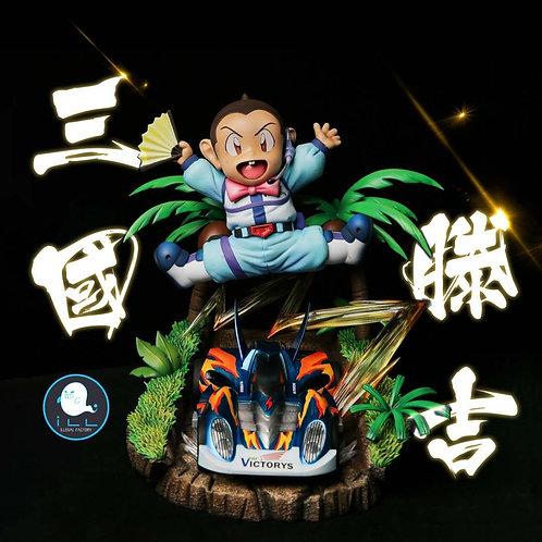 【Preorder】ILLEGAL FACTORY Tokichi Mikuni