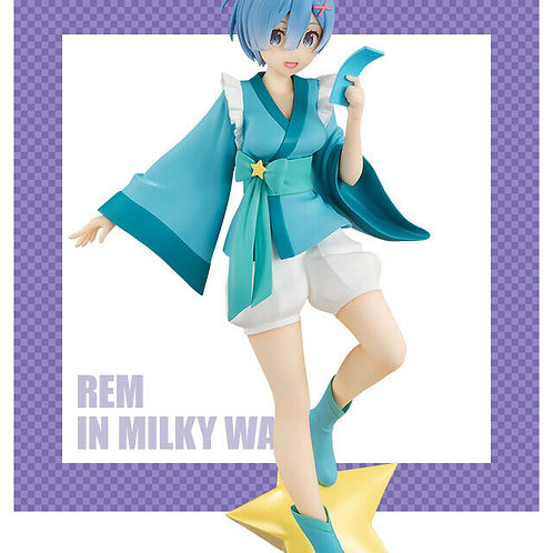 Re:Zero Starting Life in Another World Rem Milky way SSS Figure Furyu (authentic