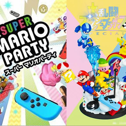 【Preorder】Unicorn Studio Super Mario Party