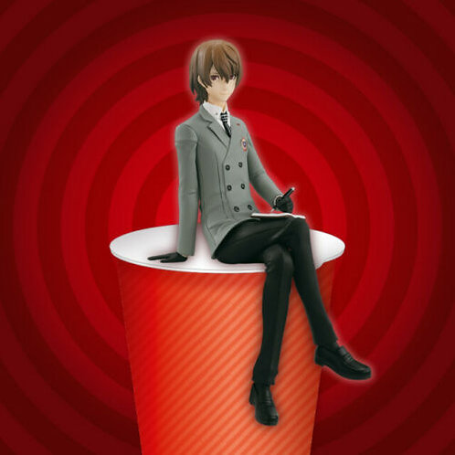 Persona 5 Goro Akechi Noodle stopper Figure FuRyu (100% authentic)