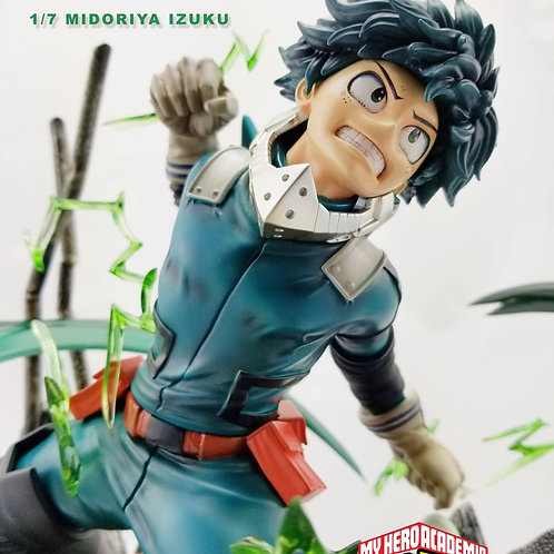 【Preorder】MadToy Creations X My Hero Academia 1/7 Izuku Midoriya