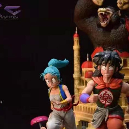 【Preorder】CRC Studio Dragon Ball Great Ape Awakening