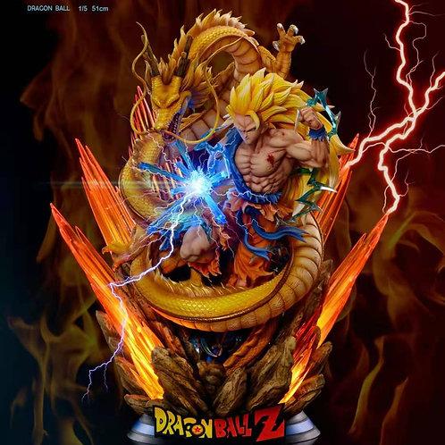 【Preorder】LC Studio Dragon Ball Super Saiya Son Goku Scale 1/5