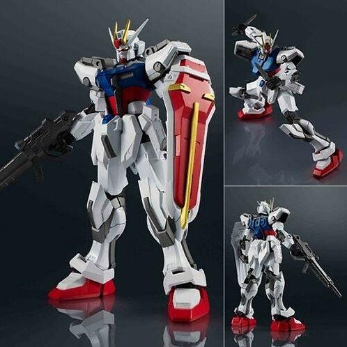 "Gundam Universe GU-09 Gundam Seed GAT-X105 Strike Gundam 6"" action figure Bandai"
