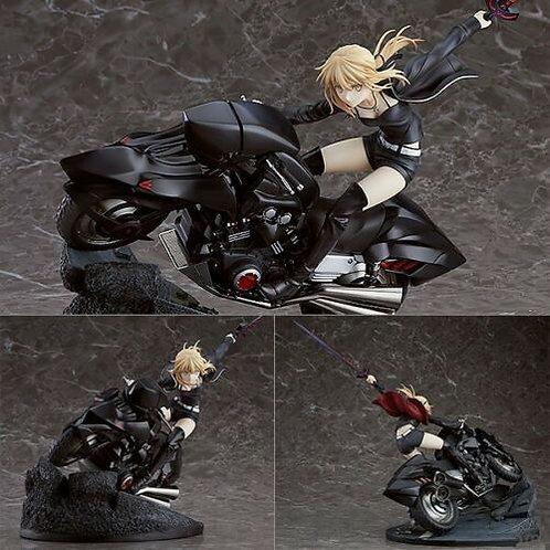 Saber / Altria Pendragon [Alter] & Cuirassier Noir 1/8 figure GSC (authentic)