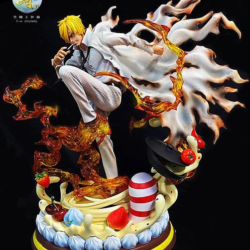 【Preorder】 TH Studio One Piece Vinsmoke Sanji GK Resin Statue