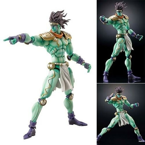 Jojo's Bizarre Adventure Part 3 Star Platinum action figure Medicos