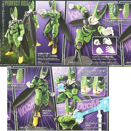 Figure Rise Standard Dragonball Z Perfect Cell New Package Ver model kit Bandai