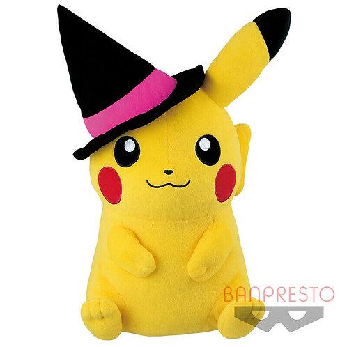 "Pokemon Halloween Pikachu 18"" Plush Doll Banpresto (100% authentic)"