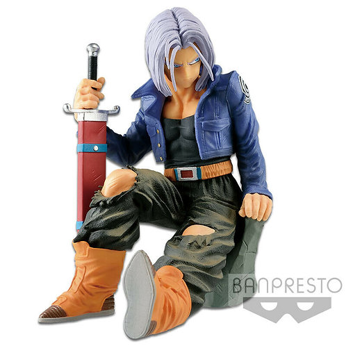 Dragonball BWFC 2 Vol.8 Future Trunks PVC figure Banpresto (100% authentic)