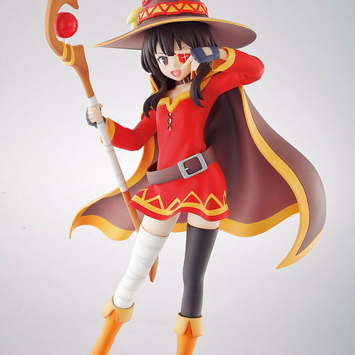 Konosuba Megumin Genius Witch Ver. PVC Figure Tamashii Ichiban Kuji