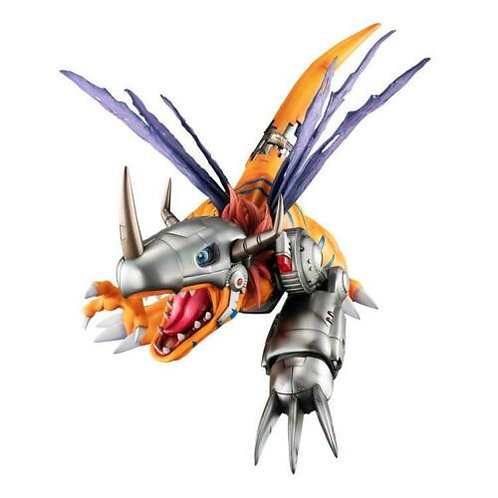 G.E.M. Digimon Adventure Metal Greymon figure Megahouse (100% authentic)