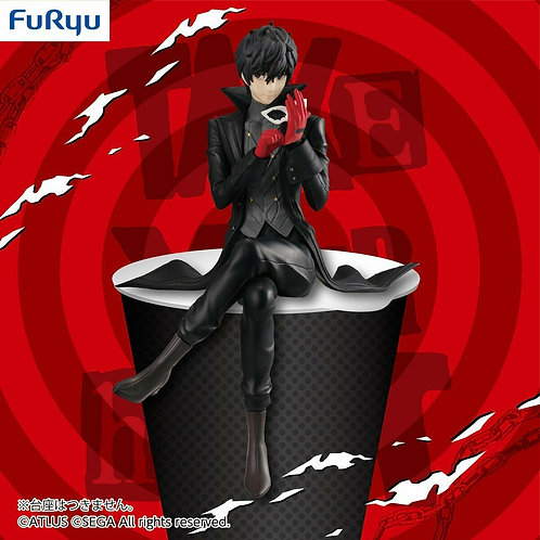 Persona 5 Joker Ren Amamiya Noodle stopper Figure FuRyu (100% authentic)
