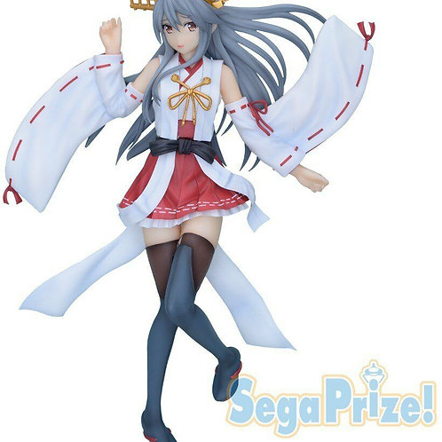 "Kantai Collection Kancolle Haruna Kai II 8"" LPM figure Sega (100% authentic)"
