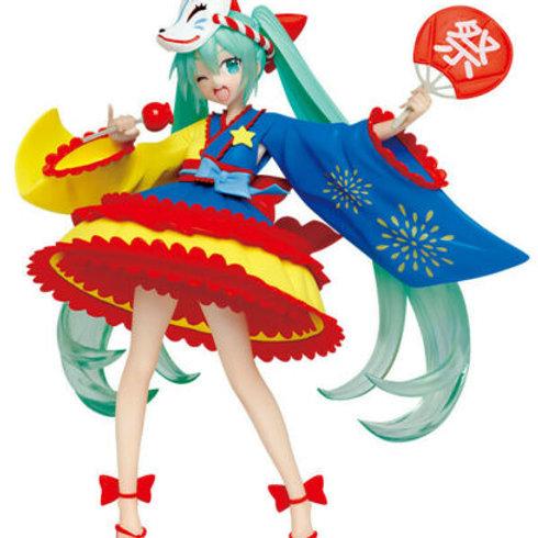 "Vocaloid Hatsune Miku 2nd Season summer ver. 6"" figure Taito (100% authentic)"