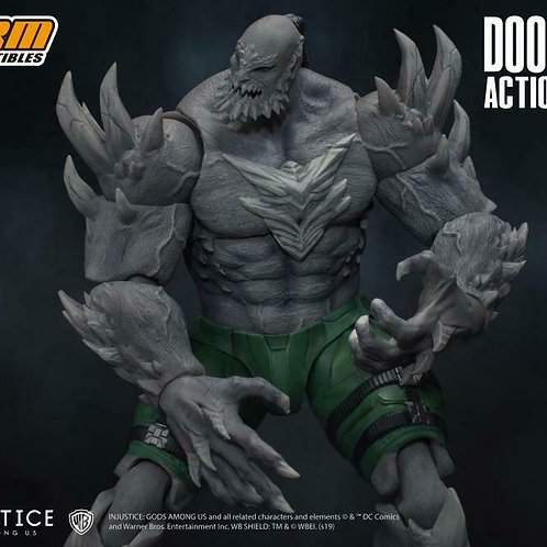 DC Injustice Gods Among Us Doomsday Storm Collectibles U.S. seller