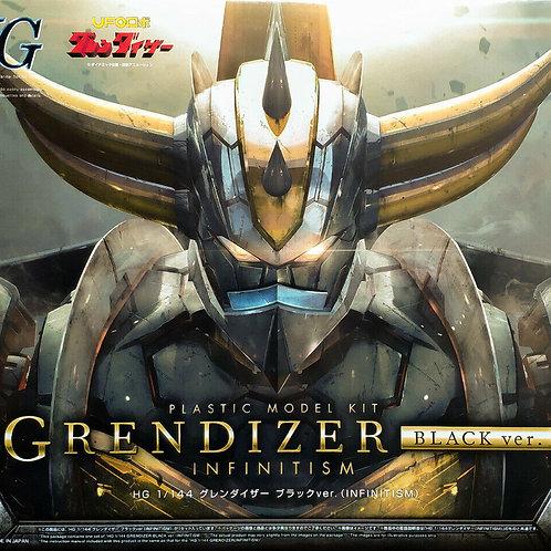 HG High Grendizer Infinitism Mazinger Z Infinity Black 1/144 model kit Bandai