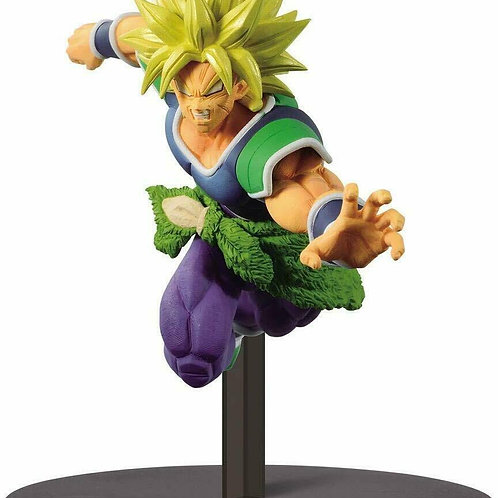 Dragonball Z Match Makers Super Saiyan Broly Figure Banpresto (100% authentic)