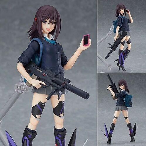 Figma 385 Arms Note High School Girls Bionic JoshiKosei figure Max Factory