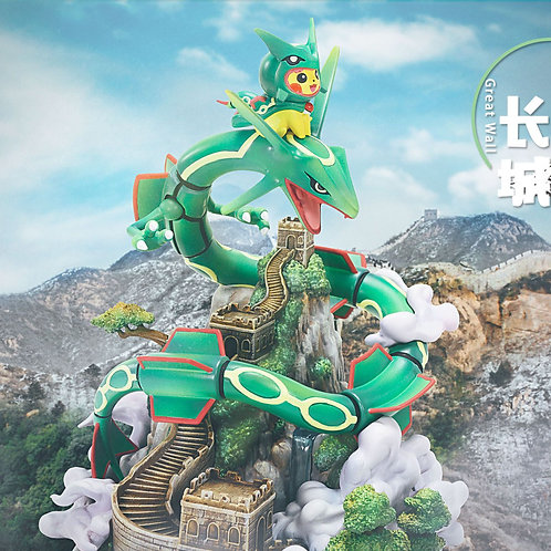 【Preorder】PL Studio Pokemon &The Great Wall