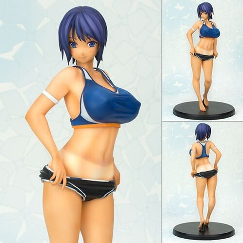 Dream School Harlem! Athlete Miki Kikuchi 1/6 PVC figure Daiki (100% Authentic)