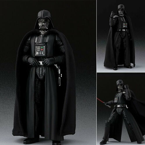 S.H. Figuarts Star Wars A New Hope Darth Vader action figure Bandai ( authentic)