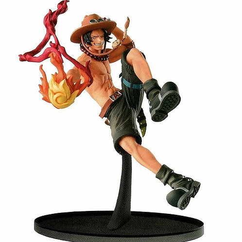 One Piece Portgas D. Ace Colosseum SCultures 6 figure Banpresto (100% authentic)