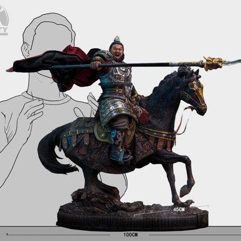 Infinity Studio General Zhang Fei - Battle of Changban